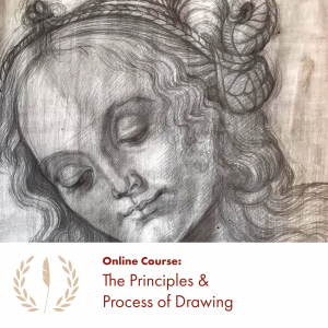 Six Week Course: Creative Autonomy | the principles and process of drawing