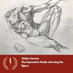 Six Week Course: The Expressive Nude | drawing the figure