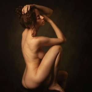 Life Drawing Online: Julya | Unique Vision – Part 2 | Saturday 27 March, 7-9 pm UK / 2-4 pm NY