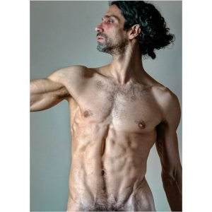 Life Drawing Online: Andrea Morani   Scuola Libera del Nudo   Wednesday 10 March, 4-6 pm UK / 11am – 1pm NY